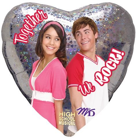 High School Musical Graduation Troy Badge High School Musical Party Bag Fillers