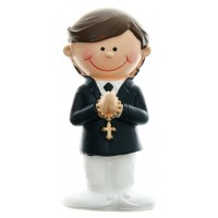 Black Communion Figurine