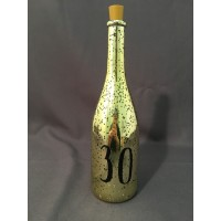 Signography Light Up Champagne Bottle - 30