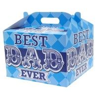 Dad Carry Handle Balloon Box