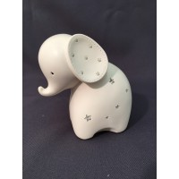 Bambino Resin Money Bank - Elephant