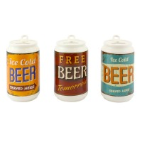 Beer Can Money Box 3 Assorted