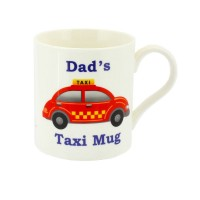 Dad's Taxi Oxford Mug