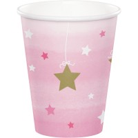 One Little Star - Girl Hot/Cold Cups