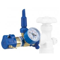 The Conwin Classic Tilt Valve Inflator With Gauge