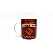 Ministry Of Chaps Mug - Rugby